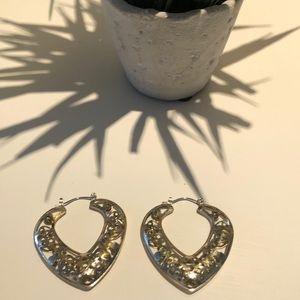 🎁4/$20heart earrings